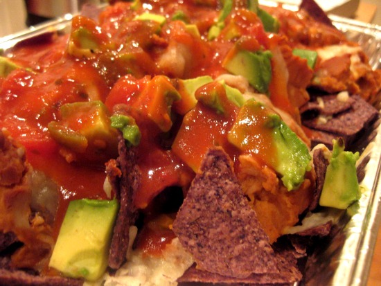 Post image for Easy Nachos With Avocado
