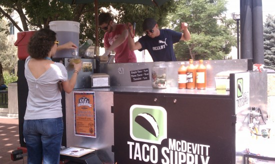 Post image for McDevitt Taco Supply: Boulder's Taco Stand