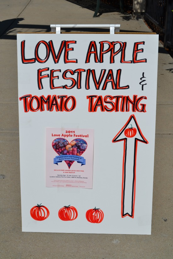 Post image for Judging the Love Apple Festival