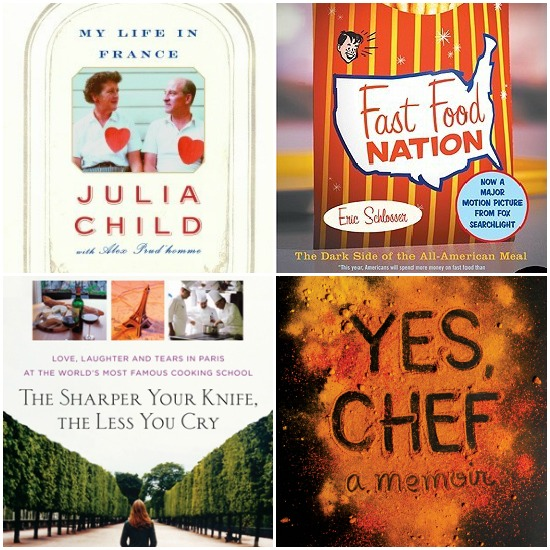 Favorite Foodie Books II