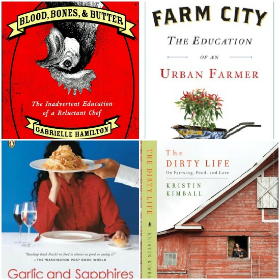 Favorite Foodie Books
