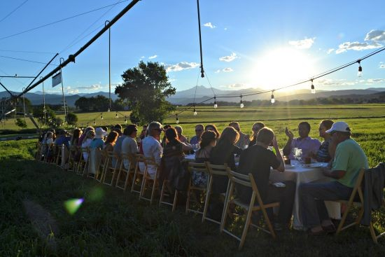Meadowlark Farm Dinner at Toohey & Sons