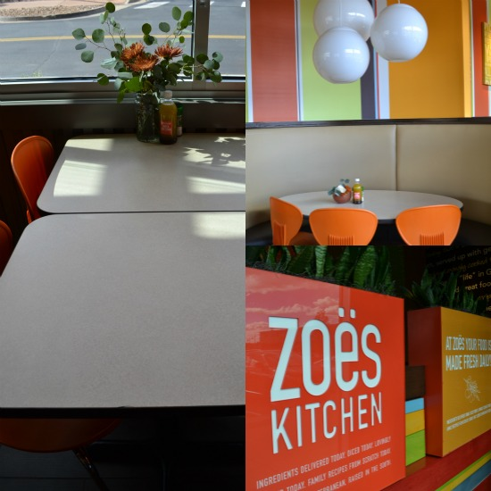 Zoes Kitchen Boulder