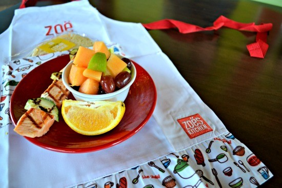 Zoes Kitchen Kids Menu