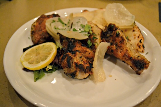 Lemoncello Wings