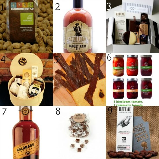 Colorado Local Foodie Gift Guide