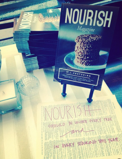 Nourish Food Magazine